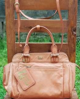 Authentic Salad Coral Two way Sling