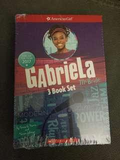American Girl - Gabriela (3 book set)