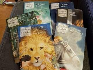 Chronicles of Narnia (6 book set)
