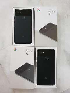 Google Pixel 2 XL 64G Black