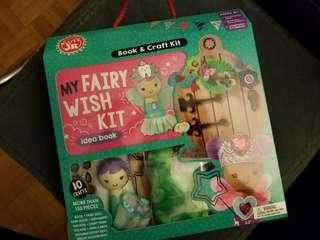 Klutz Jr - My Fairy Wish Kit