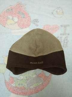 Mont-bell Fleece Hat Size M  日本製抓毛保暖帽M碼