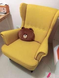 IKEA STRANDMON沙發單椅