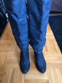 Knee boots from Spring size 7