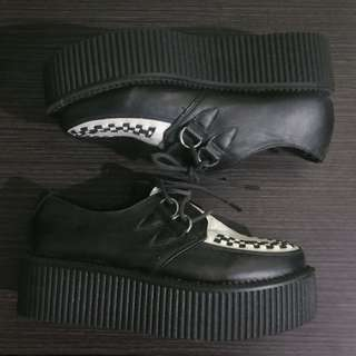 REPRICED  Creepers Platform Women Shoes 2dd57eda9