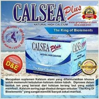 natural celsea plus high calsium original nasa