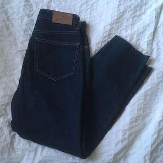 """Frank and Oak Stevie Jeans 27"""""""