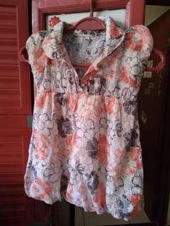 Dress balon anak
