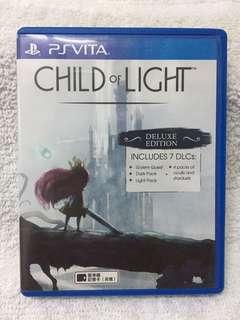 PS Vita game - Child of light