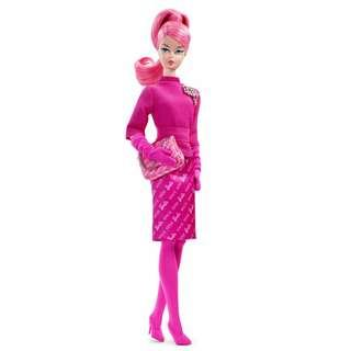 Barbie Collector BFMC Silkstone Proudly Pink Doll