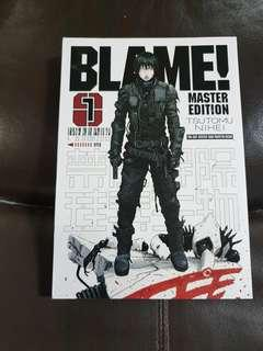 Manga Blame : Master Edition vol 1