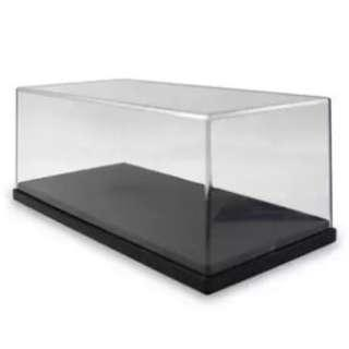 Acrylic Box with Light Blue Base for Sale