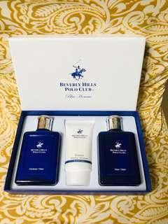 beverly hills polo club blue homme ( men skin care)