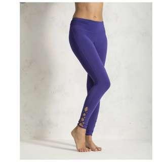 PURE Lace Up Pants