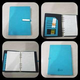 Unused Memo Notebook