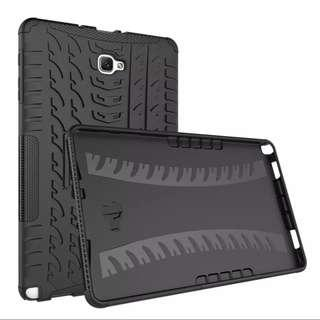 """Samsung Tab A 10.5"""" Shock Proof Heavy Duty Case with Stand"""