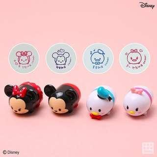 Tsum Tsum Ink Stamp Collectables
