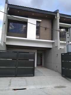 Brand-new House and Lot for sale along Marcos Highway cainta antipolo city Rizal