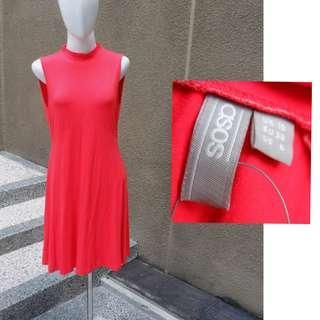 ASOS -  Sexy Red Dress