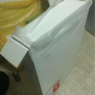 Foam Board, Paper Backed, 900x600x5mm