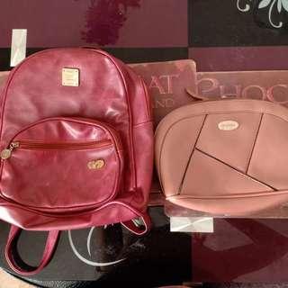 Secosana pre-loved bag bundle!!