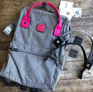 Anello Backpack with 2 Replaceable Handles