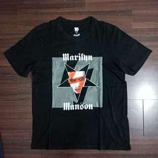 Tshirt MARILYN MANSON Copyright Original