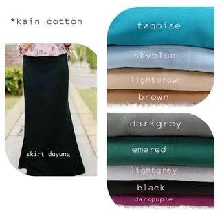 Skirt duyung