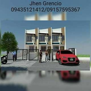 House and lot in marikina
