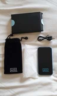 BNIB Powerbank gift from AIG