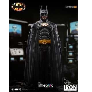 Iron Studio Batman Art Scale 1/10 - Batman (1989)