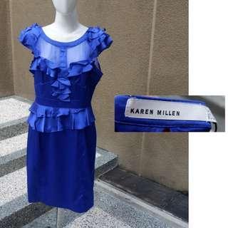 KAREN MILLEN - Satin Dress