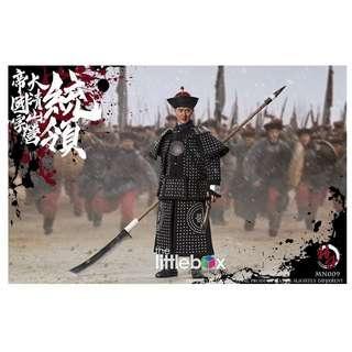 JSModel 1/6 Qing Empire Series MN009 Shanziying Commander Pang Qingyun 大清帝国系列 MN009 山字营统领 庞青云 Warlord 投名状 Jet Li