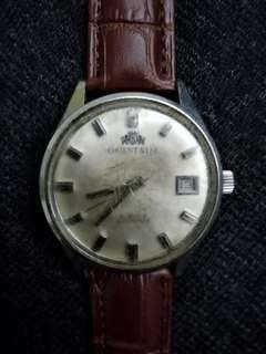 🚚 Orient 老錶 喜歡Seiko可以參考看看