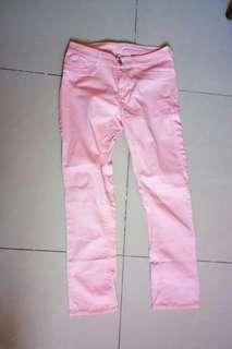 Skinny leggings jean