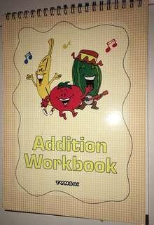 Shichida Addition Workbook with CD