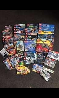14kgs of LEGO