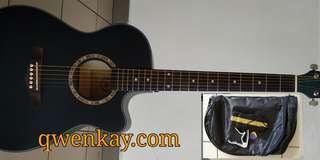 A&K acoustic guitar 40inch #250