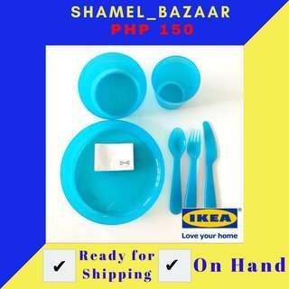 IKEA SINGLE SET BLUE