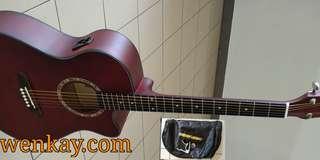 A&K acoustic guitar 40inch #240