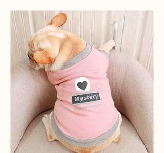 PREORDER- Pet Dog Small Breed Tee Shirt