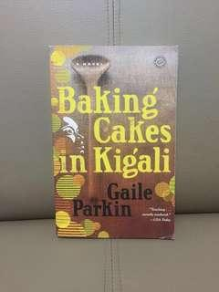 (PRE-LOVED) Baking Cakes in Kigali by Gaile Parkin
