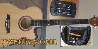 A&K Semi acoustic guitar 40inch #220E