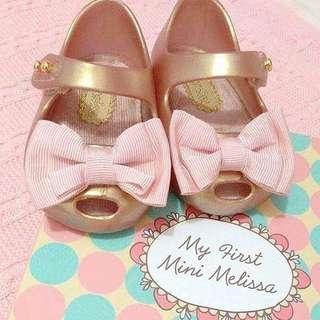 My First Mini Melissa Metallic Pink