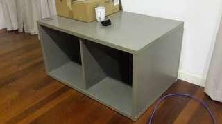 Ikea Table / TV Cabinet #CNYHome