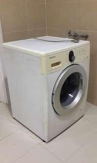 Samsung Washing Machine #CNYHome