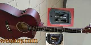 A&K Semi acoustic guitar 40inch #240E