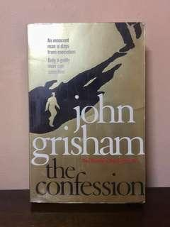 (PRE-LOVED) The Confession by John Grisham