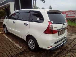 Toyota avanza g manual 2016