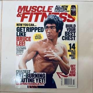 Bruce Lee magazine